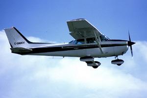 Cessna Skyhawk C-GMKV